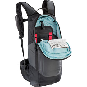 EVOC FR Lite Race Protector Backpack 10l Carbon Grey/Black